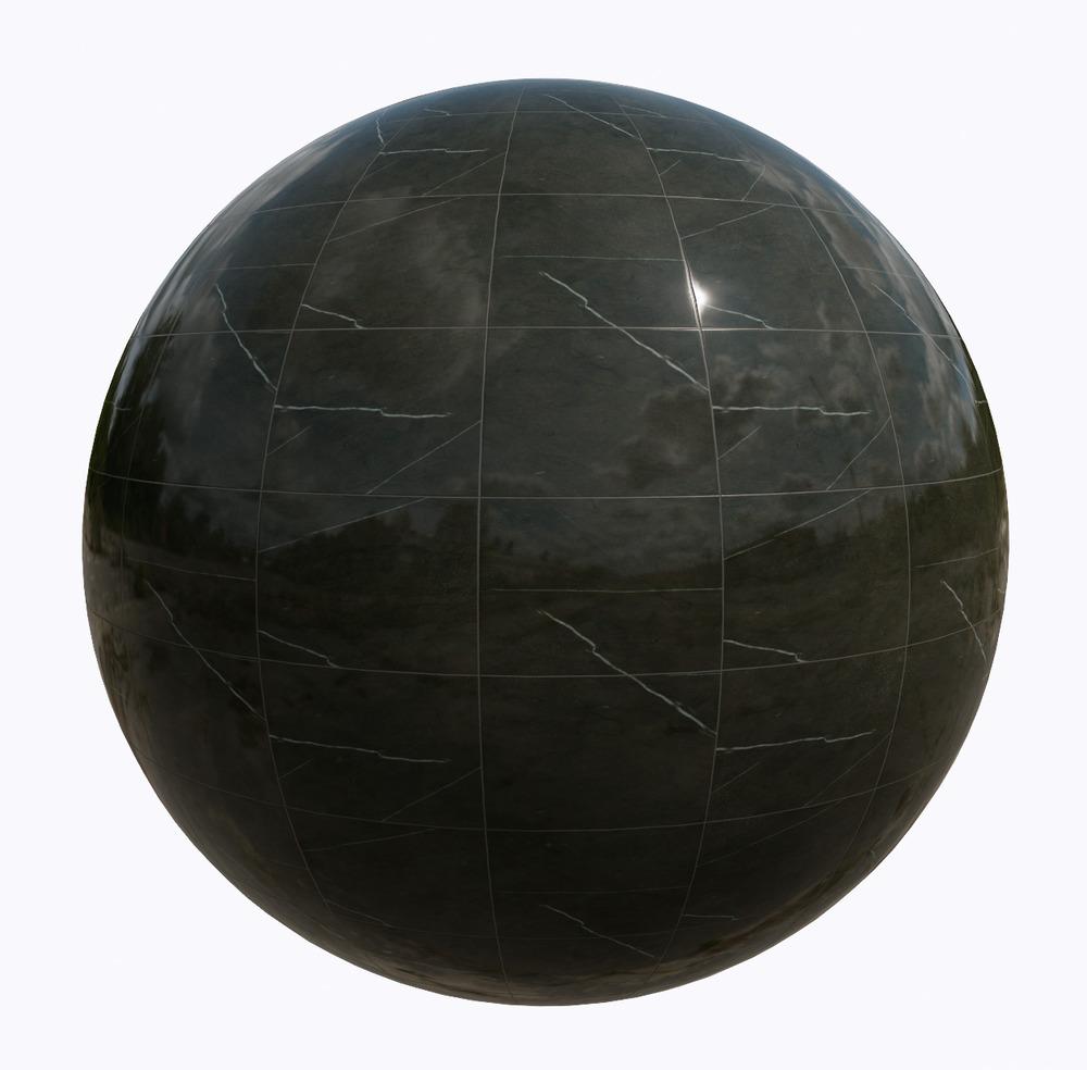 瓷砖-1:1黑色系瓷砖_11041