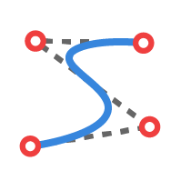 贝塞尔曲线 / Rational Bezier Curve