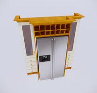 厨房电器-冰箱(54)