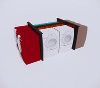 室内电器-洗衣机(33)