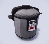 厨房电器-电饭煲(2)